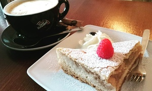 Dziupla: Kawa lub herbata i ciasto dla 2 osób za 29,99 zł i więcej opcji w Dziupli w Sopocie (do -44%)