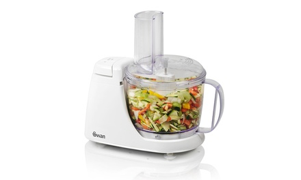 250W Swan Food Processor for £22.99 (54% Off)