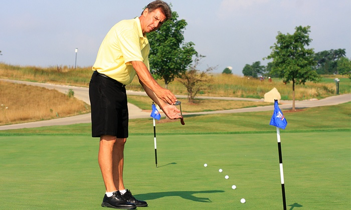 Ben Mutz Golf - Crest Hill: $40 for a Two-Hour Ultimate Putting Clinic with SAM PuttLab Analysis at Ben Mutz Golf ($270 Value)
