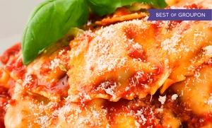 Giardinetto Restaurant: Italian Dinner for Two or Four at Giardinetto Restaurant (Up to 54% Off)