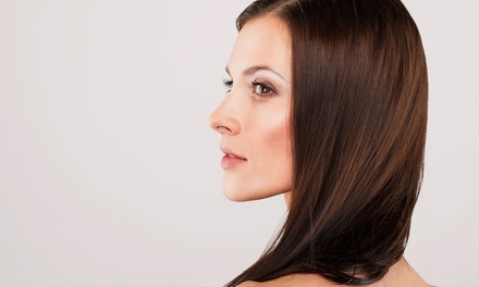 One or Two Brazilian Blowouts at Brazilian Blow Dry Bar (Up to 66% Off)