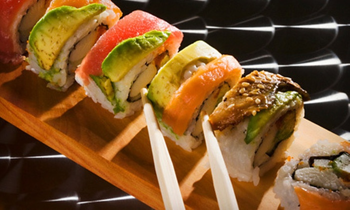 Sushi Mambo - West Village: $35 for a Six-Course Prix-Fixe Sushi Dinner for Two at Sushi Mambo (a $79.93 Value)