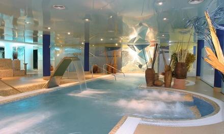 Circuito termal para dos personas de 60 minutos con opción a masaje a elegir desde 19 € en Torresport Spa