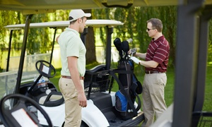 Paganica Golf Course: 18 Holes of Golf for Two or Four with Carts and Drinks at Paganica Golf Course (Up to 56% Off)