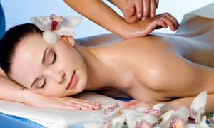 Graceful Spa: Graceful Massage for One at Graceful Spa (Up to 44% Off)