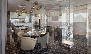 Bice-Jumeirah Etihad Towers: Lunch with a House Beverage Plus Pool and Beach Access for Up to Eight at Jumeirah Etihad Towers (Up to 68% Off)