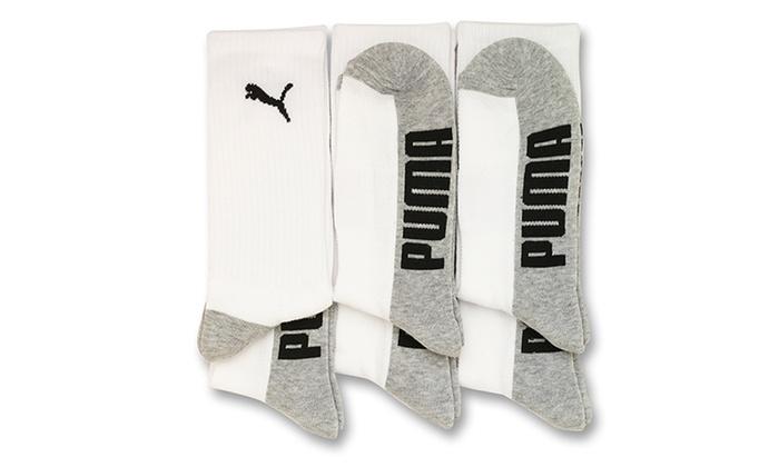 322ecba80 Puma Men s Crew Socks (6-Pack)