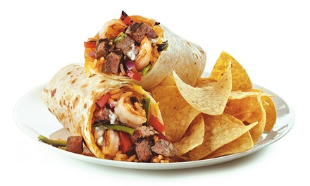 Mexican Cuisine at Baja Fresh (Up to 75% Off)