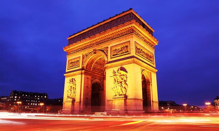 Radisson Blu Hotel Champs Elysees In Paris Ile De