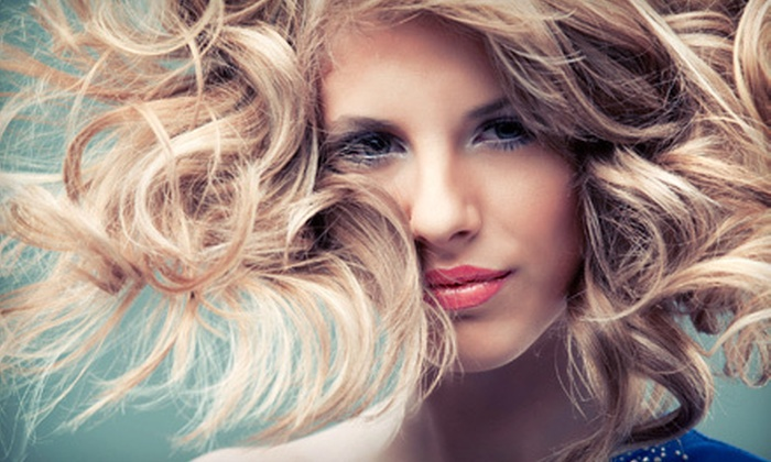 Subtle Rebellion - Abingdon: Haircut Package with Blow-Dry and Optional Partial or Full Highlights at Subtle Rebellion (Up to 70% Off)