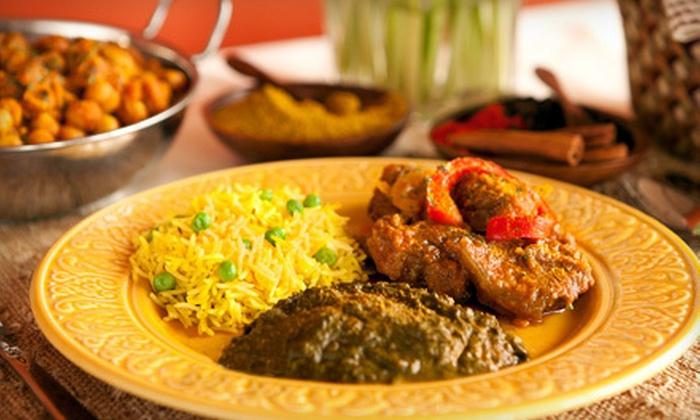 Indian Palace Restaurant - Town Center: $10 Toward Northern Indian Cuisine