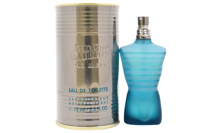 Jean Paul Gaultier Le Male Eau de Toilette for Men; 2.5 Fl. Oz.