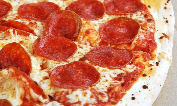 Italo's Pizza - Canton: $11 for $20 Worth of Pizza and Italian Food at Italo's Pizza