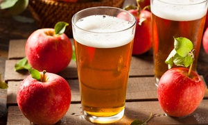 Pour the Core Hard Cider Festival : One Ticket to Pour the Core Hard Cider Festival (Up to 36% Off)