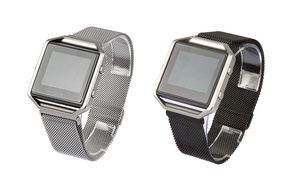 Milanese Loop Mesh Band for Fitbit Blaze at Milanese Loop Mesh Band for Fitbit Blaze, plus 9.0% Cash Back from Ebates.