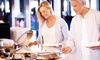 Rocca - Green Point: Buffet Meal for up to Eight People at Rocca in the Cape Quarter