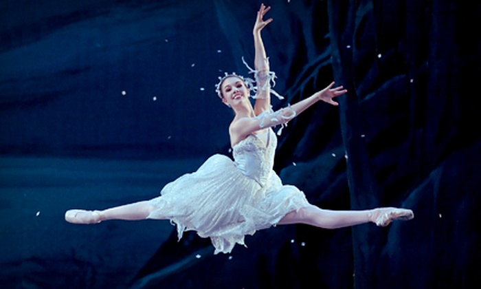 "Oregon Ballet Theatre - Keller Auditorium: $32 for ""The Nutcracker"" Presented by the Oregon Ballet Theatre at Keller Auditorium (Up to $64 Value)"