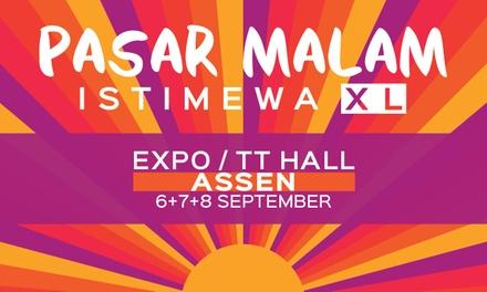 Ticket voor Pasar Malam Assen 68 sept. 2019 of Pasar Malam Den Bosch 2022 sept. 2019
