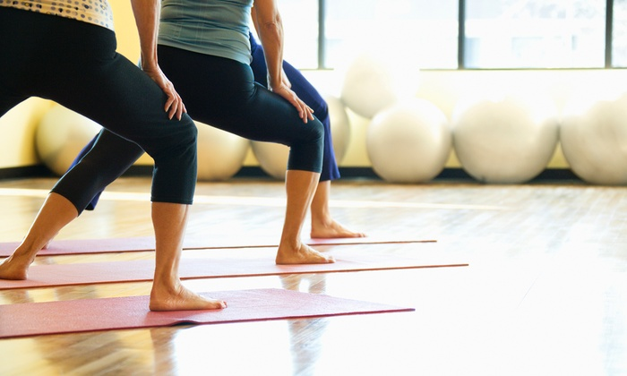 Yashudara Yoga Center - Vista Hills: $50 for $100 Groupon — Yashudara Yoga Center