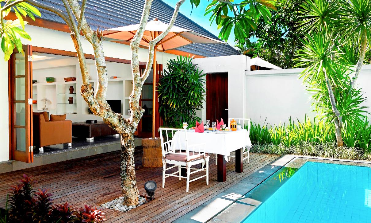 2–5 Nights in Pool Villa, Bali 1