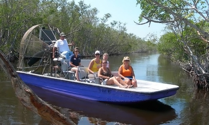 Everglades Excursions - Old Naples: Half-Day Tour for One, Two, or Four from Everglades Excursions (Up to 29% Off)