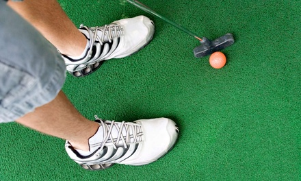 $20 for $40 Toward Mini Golf, Batting Cages, and Buckets of Driving-Range Balls at Stix Fun Center