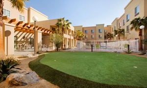 Spacious Suites in the Coachella Valley