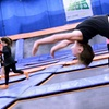 Up to 75% Off Jump Passes at Sky Zone Indy South
