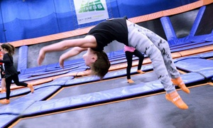 Up to 30% Off Jump Passes at Sky Zone Indy South at Sky Zone, plus 6.0% Cash Back from Ebates.