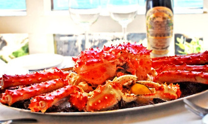 Crab Catcher - La Jolla Village: $50 for $100 Worth of Upscale Seafood at Crab Catcher