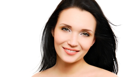 Microdermabrasion with Optional Facial with or without Red-Light Therapy at New Concepts Med Spa (Up to 53% Off)