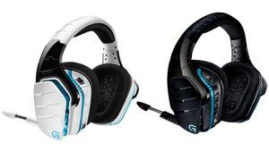Logitech 7.1 Surround Sound Wireless Gaming Headset (Refurbished)