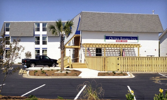 Outer Banks Inn - Kill Devil Hills: Two- or Three-Night Stay at Outer Banks Inn (Up to 66% Off)