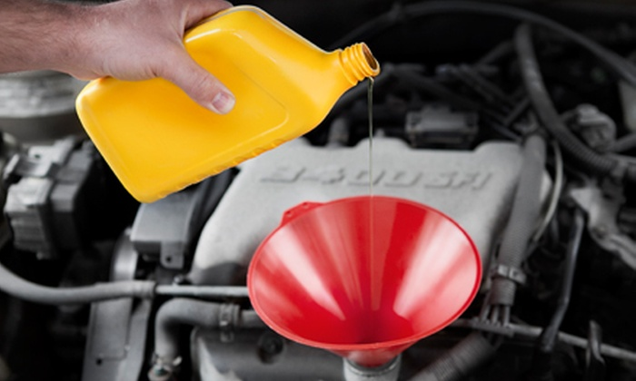 Midas - Multiple Locations: $34 for an Oil-Change Package with Tire Rotation, Wiper Blades, and 45-Point Inspection at Midas (Up to $78.97 Value)