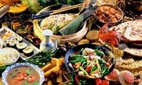 Chinesisch-mongolisches All-you-can-eat-Buffet inkl. Aperitif für zwei Personen im Restaurant HU (36% sparen*)