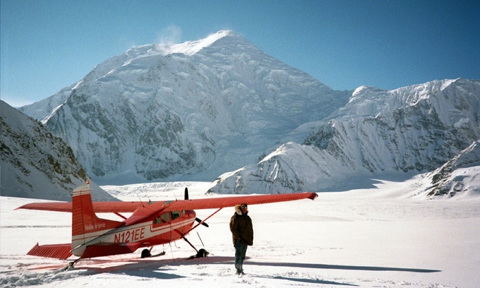 Sheldon Air Service - Sheldon Air Service: $250 for a Mountain House Tour Flight for Two from Sheldon Air Service ($420 Value)