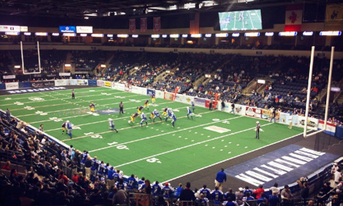 Texas Revolution - Allen Event Center: $16 for a Texas Revolution Indoor Football Game at Allen Event Center on April 13 or 20 or May 3 ($33.10 Value)