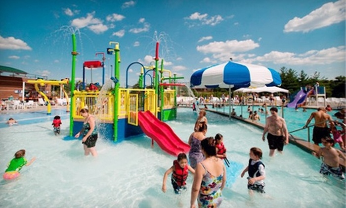 Splash Valley Water Park - Hollins: One Water-Park Outing for Two, or Ten Water-Park Visits at Splash Valley Water Park (Up to 56% Off)
