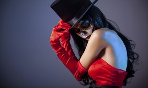 Boo-lesque: Boo-lesque: Halloween Spooktacular Burlesque Show! on Friday, October 23, at 7:30 p.m.