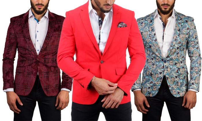 Suslo Couture Men's Sport Coats | Groupon Goods