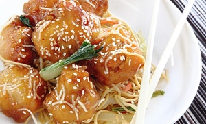 Golden House Chinese Restaurant: $1 Buys You a Coupon for Free Can Of Soda With Purchase Of $11 at Golden House Chinese Restaurant