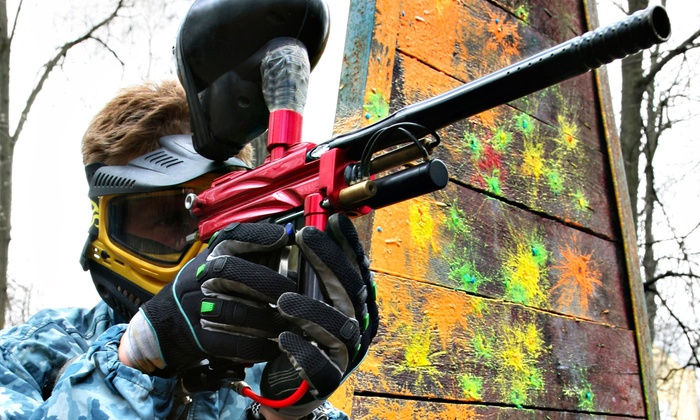 91 Whiskey Paintball - Pleasant Grove: All-Day Paintball Package for Two, Four, or Eight at 91 Whiskey Paintball (Up to 58% Off)