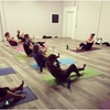 Up to 51% Off Yoga Classes at Frontline Forward