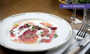 Ashmolean Dining Room: Two-Course Meal with Prosecco for Two at Ashmolean Dining Room (Up to 43% Off)