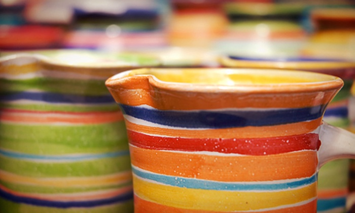 Sykesville Pottery and Art Center - Sykesville: Paint-Your-Own-Pottery Session for Two or Four at Sykesville Pottery and Art Center (50% Off)