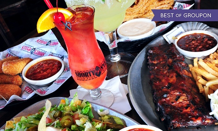 Shorty Small's  - Shorty Small's: $15 for $30 Worth of Classic American Cuisine at Shorty Small's
