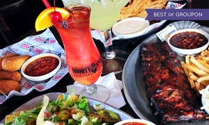 Shorty Small's: Classic American Cuisine at Shorty Small's (Up to 53% Off)
