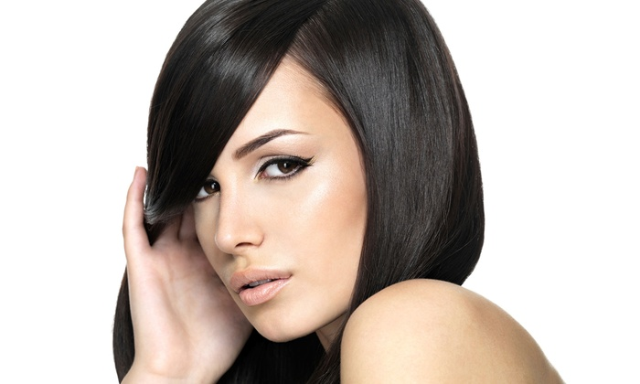 Radiance Beauty Lounge - Edgewater: $41 for a Haircut, Style, and Blow-Dry at Radiance Beauty Lounge ($85 Value)