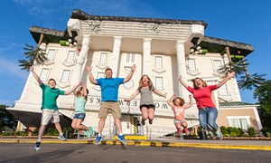 Up to 47% Off Admission at WonderWorks Pigeon Forge at WonderWorks Pigeon Forge, plus 6.0% Cash Back from Ebates.