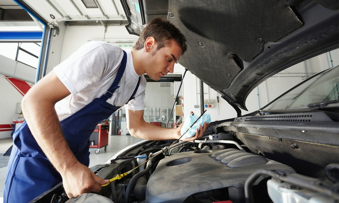 IE Auto Repair - Upland: One or Two Regular Oil Changes at IE Auto Repair (Up to 58% Off)